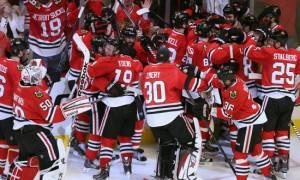 «Чикаго» и «Оттава» забросили 11 шайб и другие матчи НХЛ (видео)