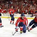 Овечкин  выходит  на первое место в списке лучших снайперов НХЛ. Обзор за 23 октября