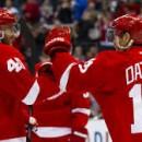 Дацюк останавливает победную поступь Колорадо и другие события игрового дня НХЛ