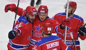 Армейцы Москвы в третьем периоде решили исход матча с Салаватом Юлаевым