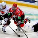 «АК Барс» обыграл ЦСКА и вышел на второе место в регулярном первенстве КХЛ