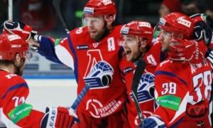 «Локомотив» уверенно обыграл «Атлант» в Ярославле (видео)