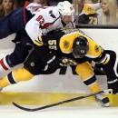 Лучшие силовые приемы недели в НХЛ. Топ — 10 (видео)