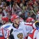 Россия обыграла Чехию на Кубке Карьяла в Хельсинки