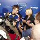 Тарасенко и Войнов забрасывают, Ничушкин проводит лучший матч в сезоне. Обзор матчей НХЛ за 15 ноября (видео)