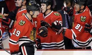 Ограбление по — чикагски. Обзор матчей НХЛ за 07 ноября (видео)