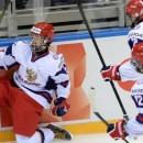 Первый гол россиян в матче со сборной Квебека. Автор Иван Барбашев (видео)