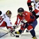«Вашингтон» уступил «Оттаве», Овечкин ушел со льда без заброшенной шайбы. Матчи НХЛ за 28 ноября (видео)