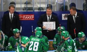 «Салават Юлаев» с помощью Василевского побеждает в Загребе (видео)
