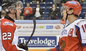Российская молодежка обыграла и во втором матче сборную лиги Онтарио (видео)