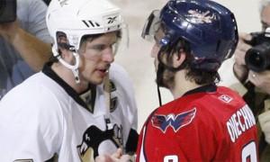 Дуэль Овечкина и Кросби завершилась не в пользу россиянина. Обзор матчей НХЛ от 21 ноября (видео)