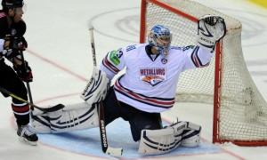 Лучшее сэйвы прошедшей недели в КХЛ (видео)