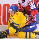 Россия уверенно обыграла Швецию на Кубке Карьяла