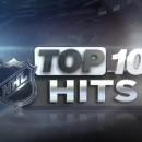 Лучшие хиты недели в НХЛ. Топ-10 (видео)