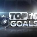 Топ -10 лучших голов недели в НХЛ (видео)