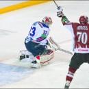 Пять самых зрелищных и драматичных матчей игрового дня в КХЛ (видео)