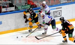 СКА обыграл «Северсталь» в Череповце