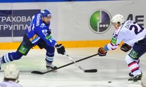 Видео голов матча «Барыс» — «Сибирь»