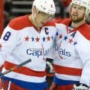 Александр Овечкин забросил свою четырехсотую шайбу в НХЛ