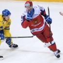 Видеосаммари матча Россия-Швеция на Кубке Первого канала в Сочи