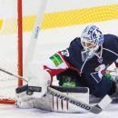 Лучшие сэйвы недели в КХЛ. Топ-10 (видео)