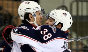 Видео голов Анисимова, Ничушкина, Семина и Якупова в сегодняшних поединках игрового дня в НХЛ