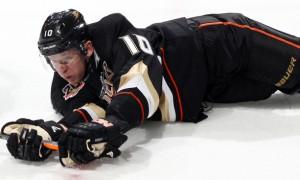 Лучшие шайбы первой половины сезона НХЛ. Павел Дацюк в Топ-10 (видео)