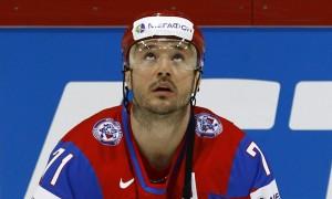 Илья Ковальчук доволен Олимпийской ареной «Большой»