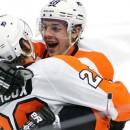 Три самых красивых гола игрового дня в НХЛ ( видео)