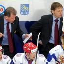 Россия после первого периода проигрывает США на МЧМ в Мальме