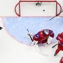 Видеообзор полуфинального матча Швеция-Россия
