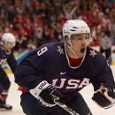 Американец Зак Паризе наденет капитанскую повязку в Сочи