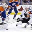 Бен Скривенс установил рекорд НХЛ по отбитым броскам