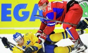 Российская сборная будет бороться только за бронзовые медали на МЧМ в Мальме