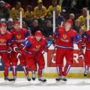 Видео голов Григоренко и Гиматова в ворота Канады в матче за бронзу