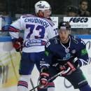 СКА уступил «Адмиралу», «Салават Юлаев» обыграл рижское «Динамо» и другие результаты