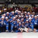 Молодежная сборная Финляндии стала чемпионом мира в Мальме