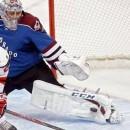 Шесть лучших сэйвов Варламова в матче с «Нью-Джерси» (видео)