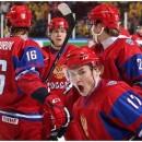 Сборная России обыграла Канаду в матче за третье место в Мальме