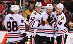 «Чикаго» прервал свою проигрышную серию в Ванкувере