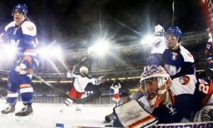 Все матчи игрового дня в НХЛ (видео)