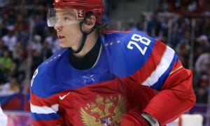 Семин сыграет в третьем звене, Тарасенко выйдет в четвертом