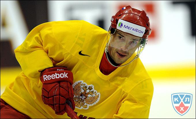 Павел Дацюк отсутствовал на тренировке не по причине травмы