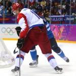 Россия-Финляндия — как это было (фото)