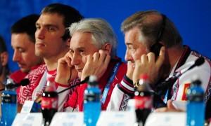 Пресс-конференция сборной России в Сочи (видео)