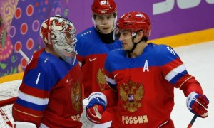 Россия обыграла Словакию только по буллитам