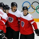 Михаэль Грабнер возглавил гонку снайперов на Олимпиаде в Сочи