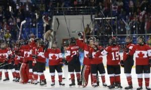 Женская сборная Канады стала победительницей Олимпиады