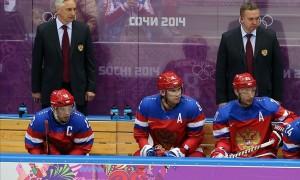 Россия не смогла открыть счет в первом периоде матча с Норвегией