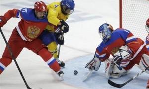 Женская сборная России обыграла Швецию и вышла в четвертьфинал